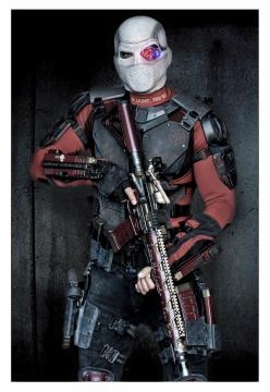Will Smith como Deadshot en