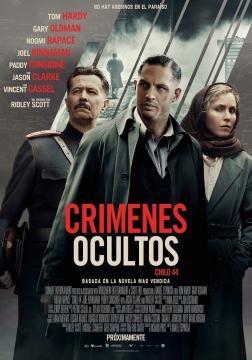 Crímenes ocultos, sólo en cines