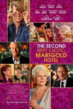 El exótico Hotel Marigold 2, sólo en cines