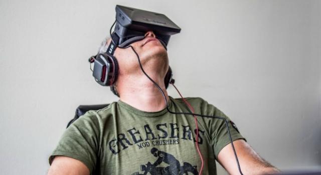 Oculus Rift llegará muy pronto al mercado.