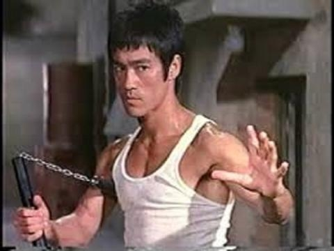 Bruce Lee dans