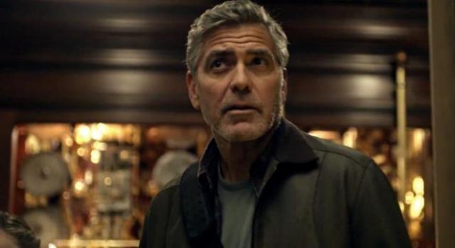 George Clooney interpreta a Frank Walker