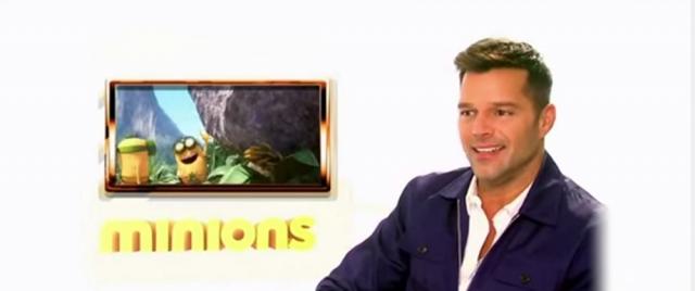 Ricky Martin es Herb Overkill en español