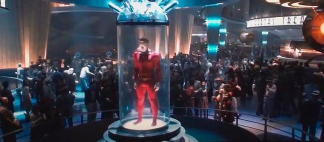 Antorcha Humana en la primera del Capitán América
