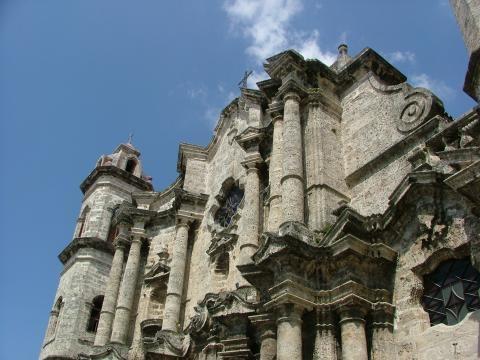 Catedral, La Habana, Cuba