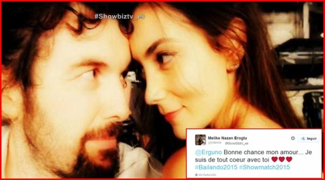 Ergün está muy enamorado de su novia