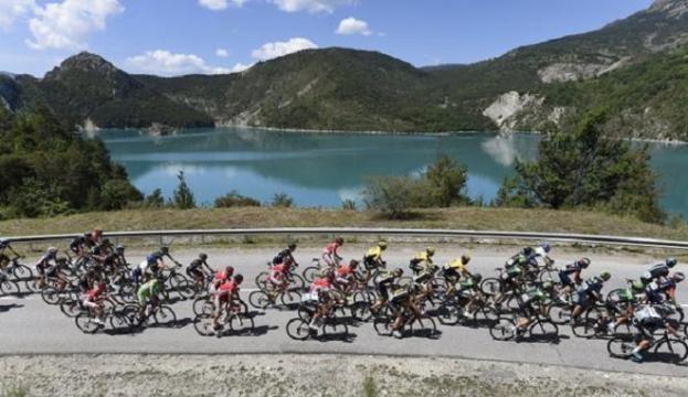 Suivez la 6e étape du Dauphiné en direct !