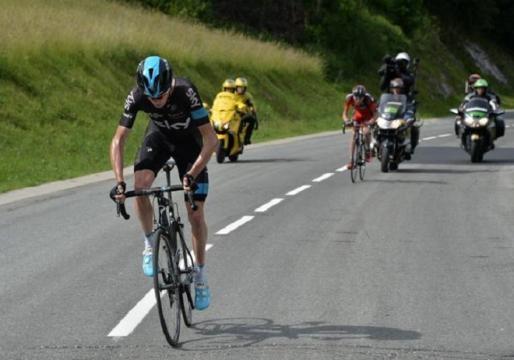 Suivez la 8e étape du Dauphiné en direct !