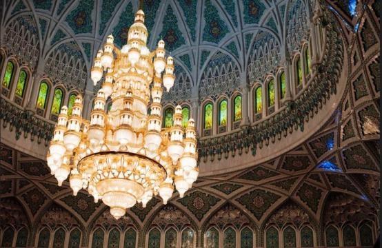 Una verdadera joya de la arquitectura omani