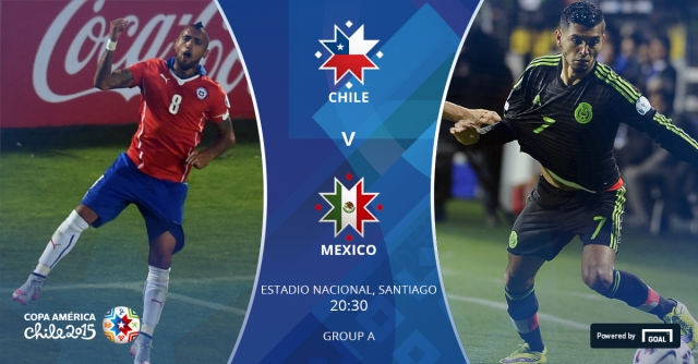 DIRECT : Chili - Mexique en Copa America ! 2