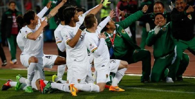 La Bolivie a battu l'Equateur 2-3 en Copa America