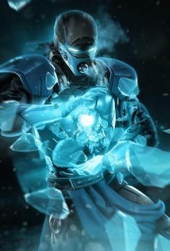 Sub-Zero de Mortal Kombat