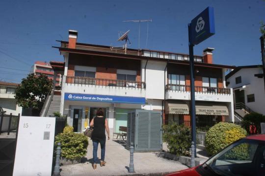 CGD de Gualtar assaltada por duo armado