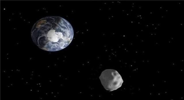 El asteroide Ícaro se acerca a la Tierra