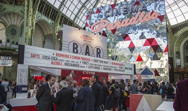 Inauguration de Cinéma Paradiso. © C. Paux