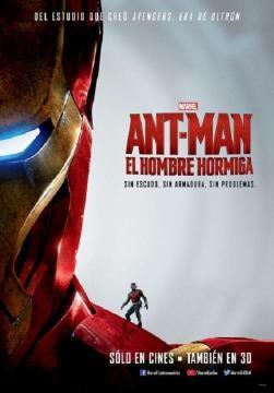 Nuevos posters indicarían el futuro de Ant-Man