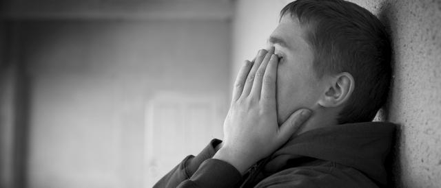 O isolamento das pessoas é um dos sintomas