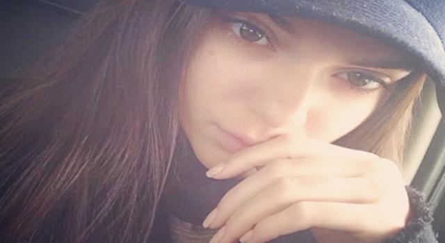 Kendall Jenner partage aussi sa beauté naturelle.