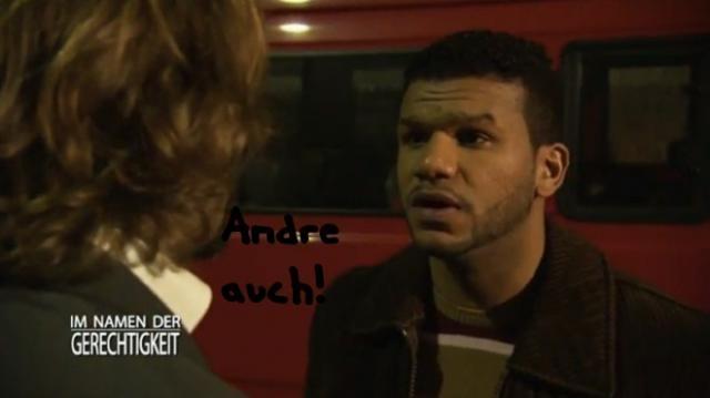 Ex-Pionier André ist Schauspieler