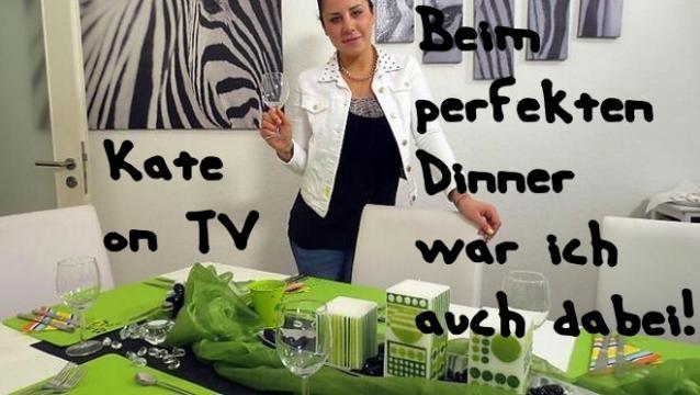 Kate beim perfekten Dinner auf Vox