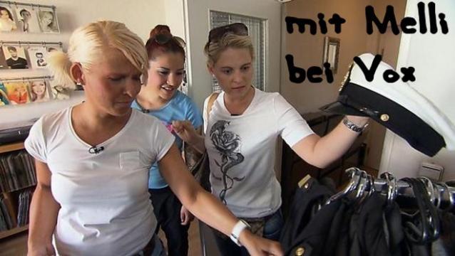 Melanie und Kate bei