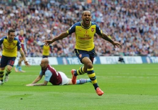 Arsenal remporte la FA Cup !