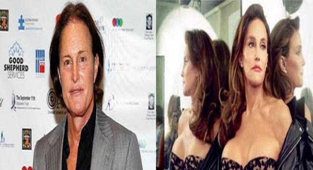 Bruce Jenner antes de convertirse en Caitlyn