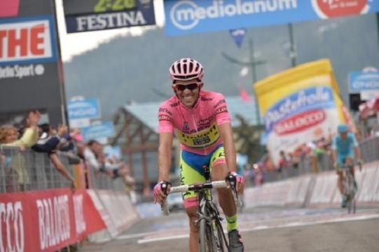 Contador remporte le Tour d'Italie édition 2015 !