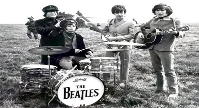 The Beatles, amos de la década del 60.