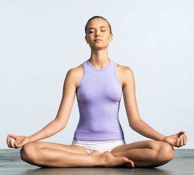 Posição de meditação Birmanesa