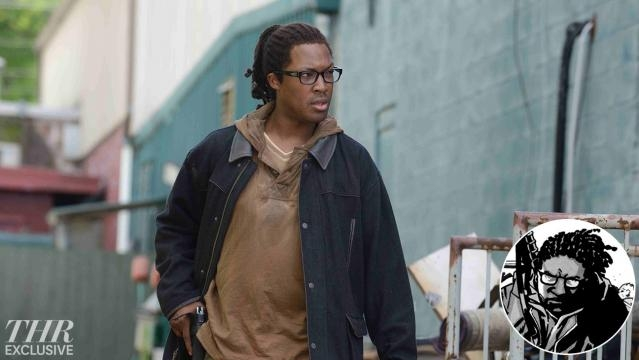 primer imagen de Corey Hawkins como Heath