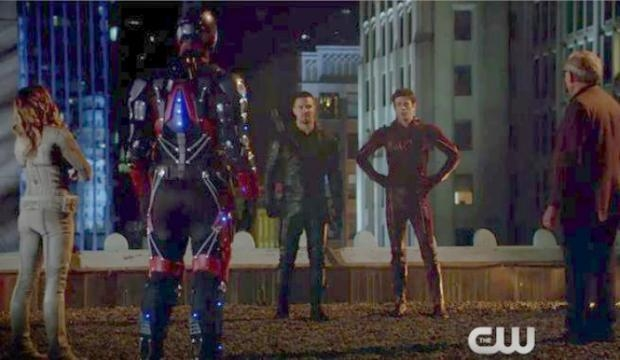 The CW's Legends of Tomorrow's preview's photo