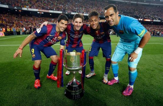 Copa del Rey 2015 - Facebook Leo Messi