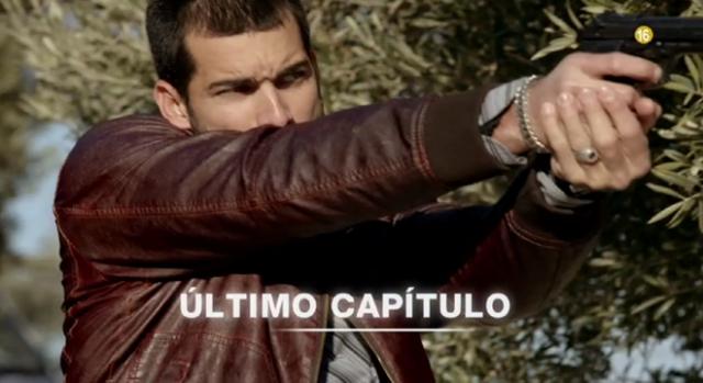 Faruq, en una escena de acción de la serie