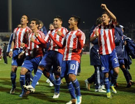 Paraguay en cuarto lugar al perder 2 a 0 con Chile