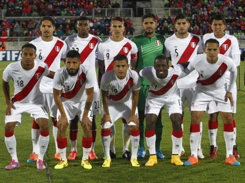 Perú fue tercera y derroto a Paraguay