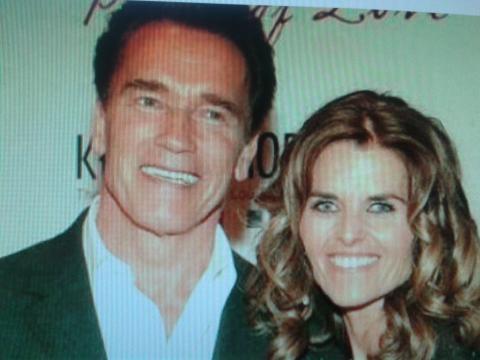 Arnold y María, separados luego de la infidelidad