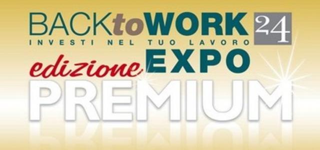 Edizione EXPO Premium di BacktoWork24