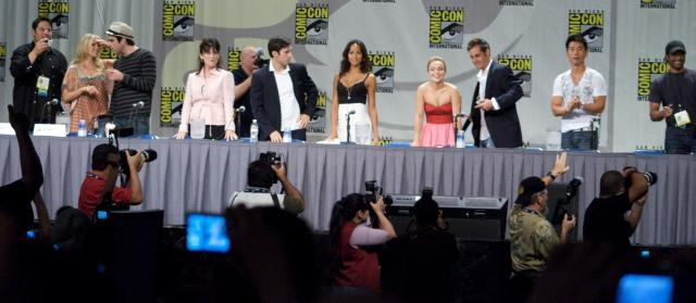 'Heroes Reborn' Cast at San Diego Comic Con