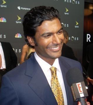 'Heroes Reborn' Cast: Sendhil as Mohinder