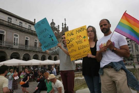LGBT espera juntar centenas de pessoas em Braga.