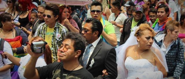 Miles de personas abarrotaron Reforma 04