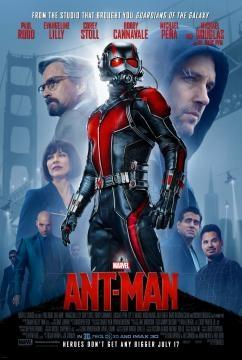 Homem Formiga, o próximo sucesso da Marvel?