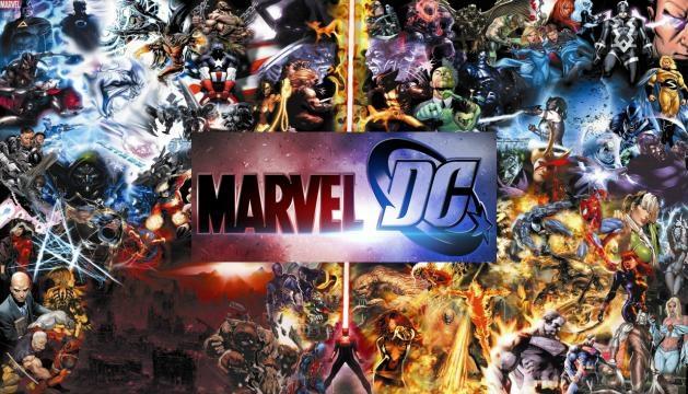 Marvel & DC Comics: A banda desenhada no cinema.