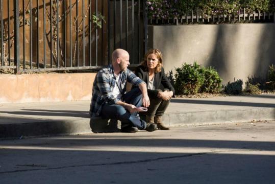 Immagine dal set di  Fear the Walking Dead