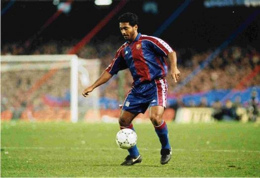Romario, leyenda goleadora del Barsa y del fútbol