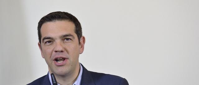 Tsipras ha vinto le elezioni a gennaio del 2015