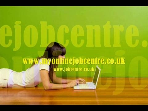 Advertisement for Jobcentre Plus.