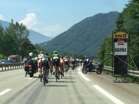 Critérium du Dauphiné : 1ere étape en direct ! 2