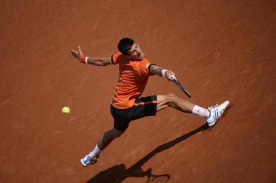 Djokovic n'a pas fait le poids dans cette finale !